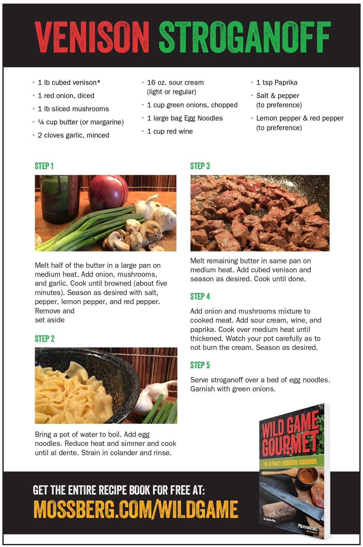 MOSS18005 Wild Game Gourmet-Recipe Card-f-2